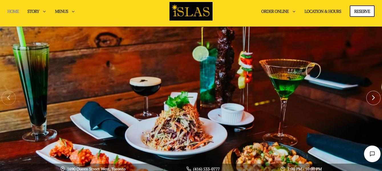 iSLAS Filipino BBQ&Bar