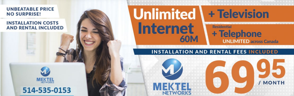 montreal internet providers