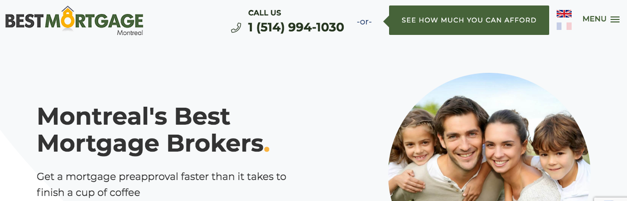 mortgage brokers montreal