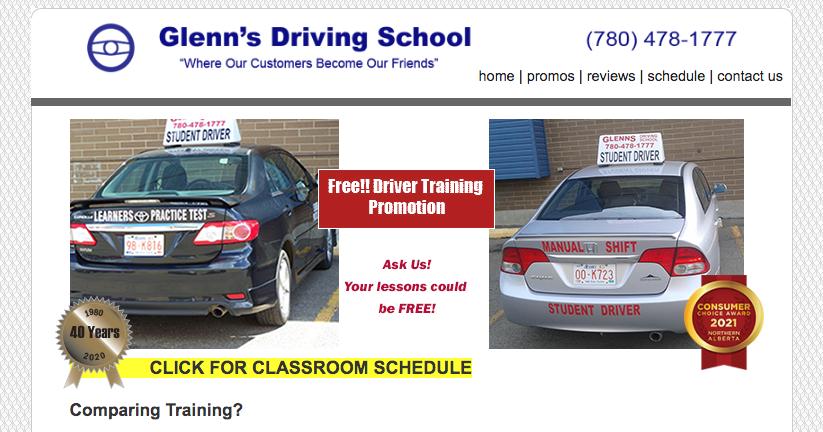 top driving schools in edmonton