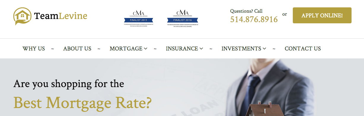 top mortgage brokers in montreal