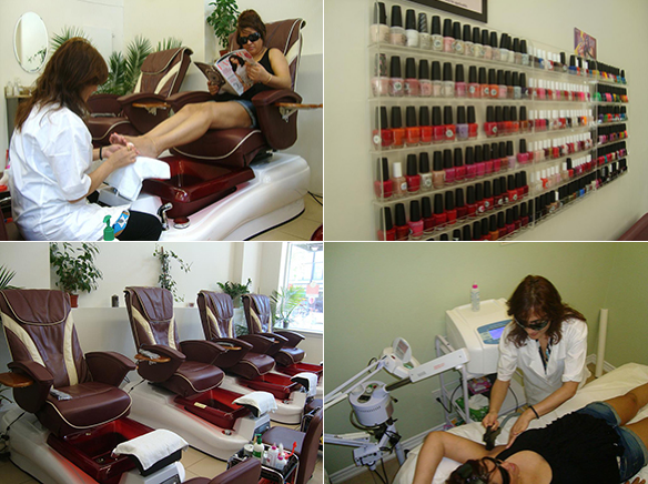 top nail salons in toronto