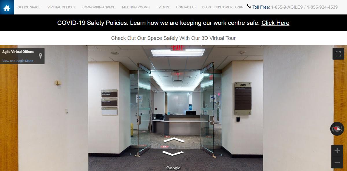 Agile Virtual Offices