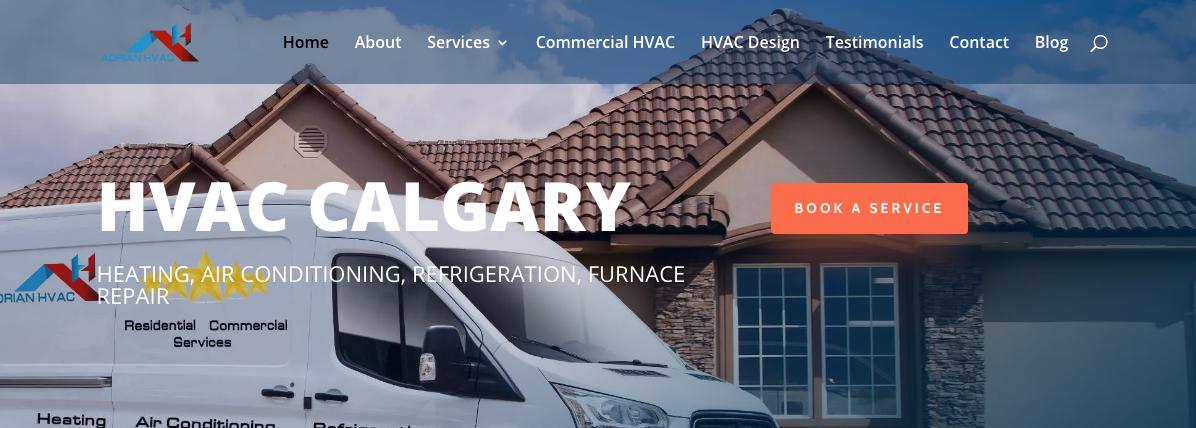 Calgary HVAC Services
