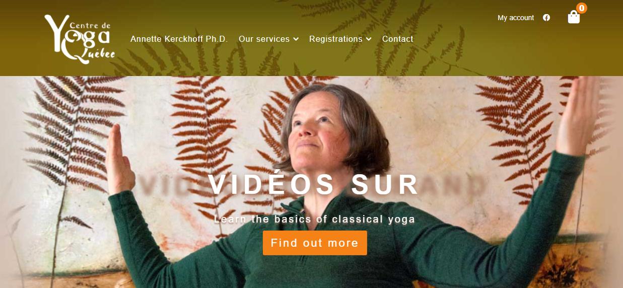 Centre De Yoga Québec