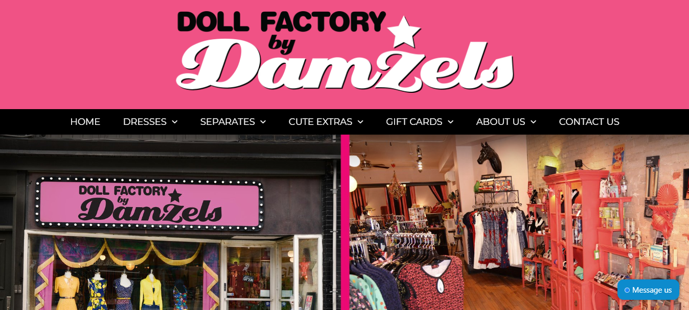 Doll Factory by Damzels