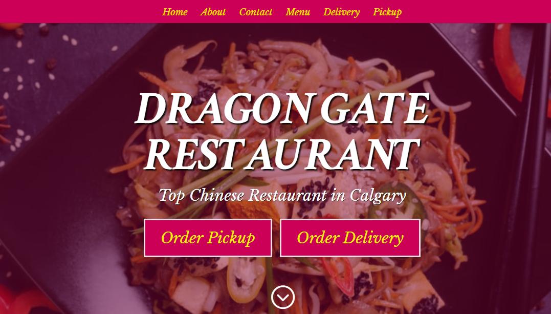 Dragon Gate Restaurant
