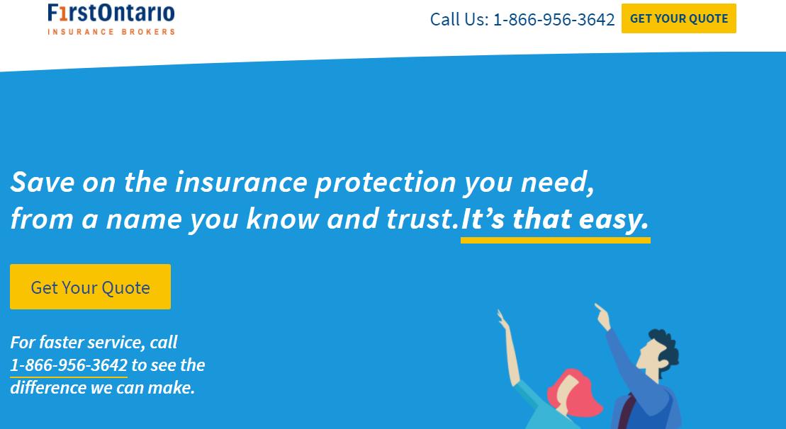 FirstOntario Insurance Brokers