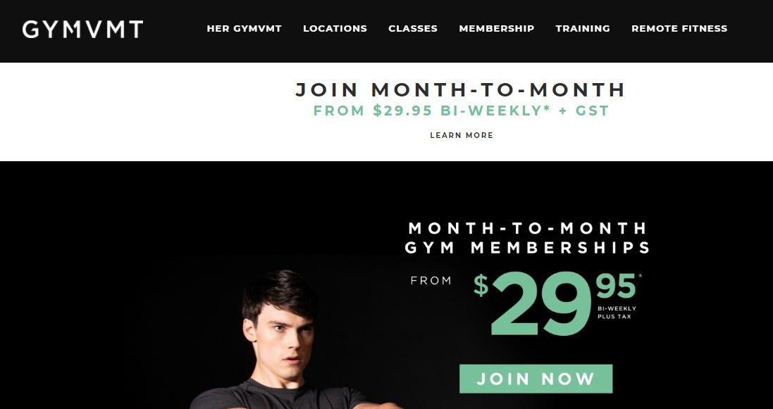 GYMVMT Fitness Club