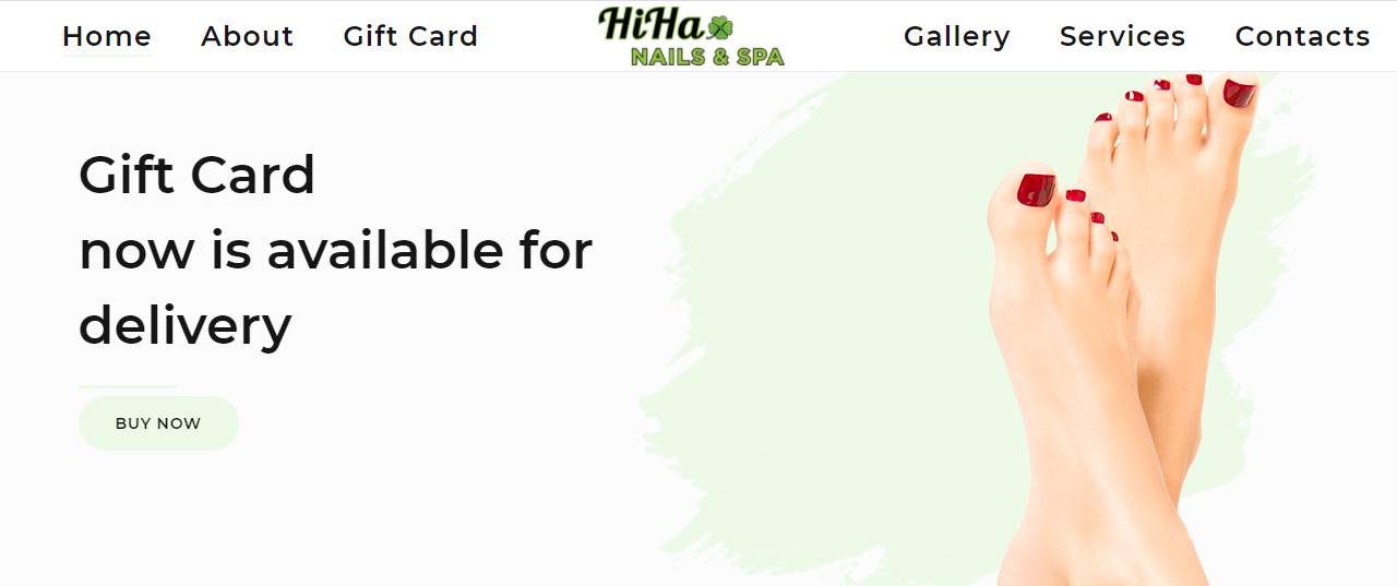 HIHA Nails & Spa