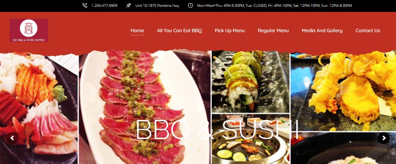 IGI BBQ & Sushi Bistro