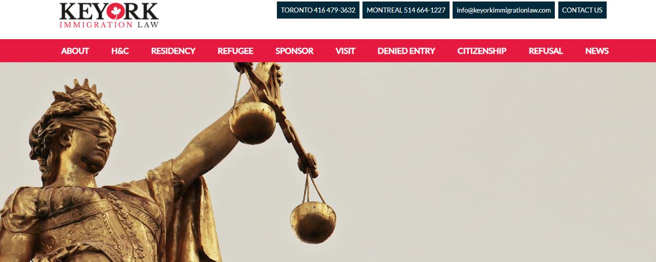 Keyork Immigration Law