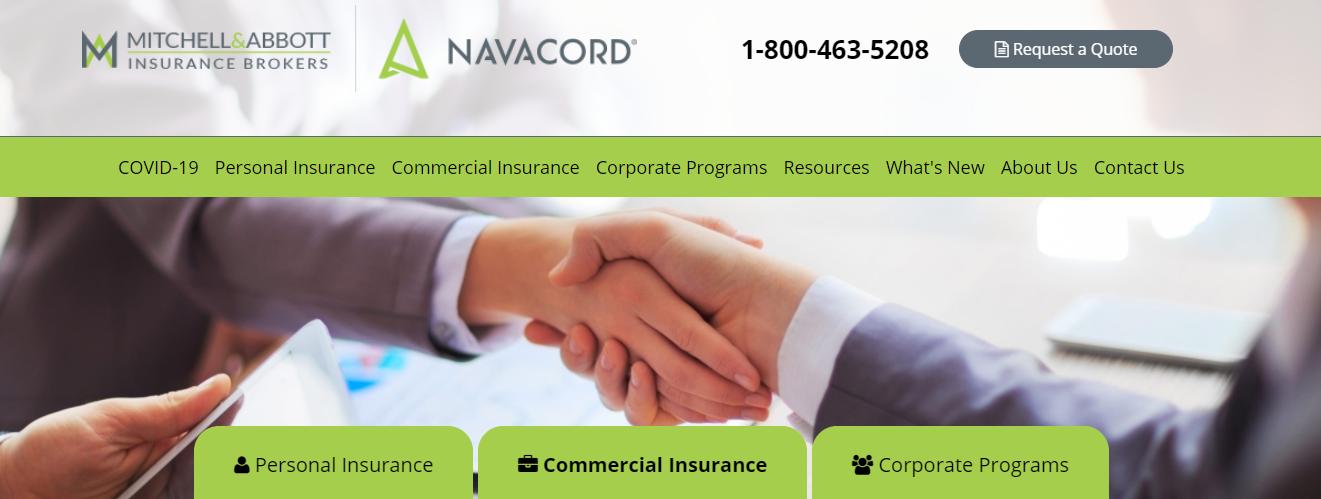 Mitchell & Abbott Group Insurance Brokers Ltd