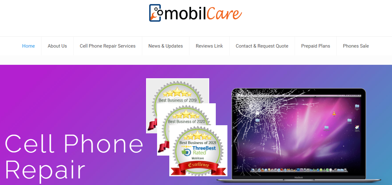 MobilCare Cell Phone Repair & Computers