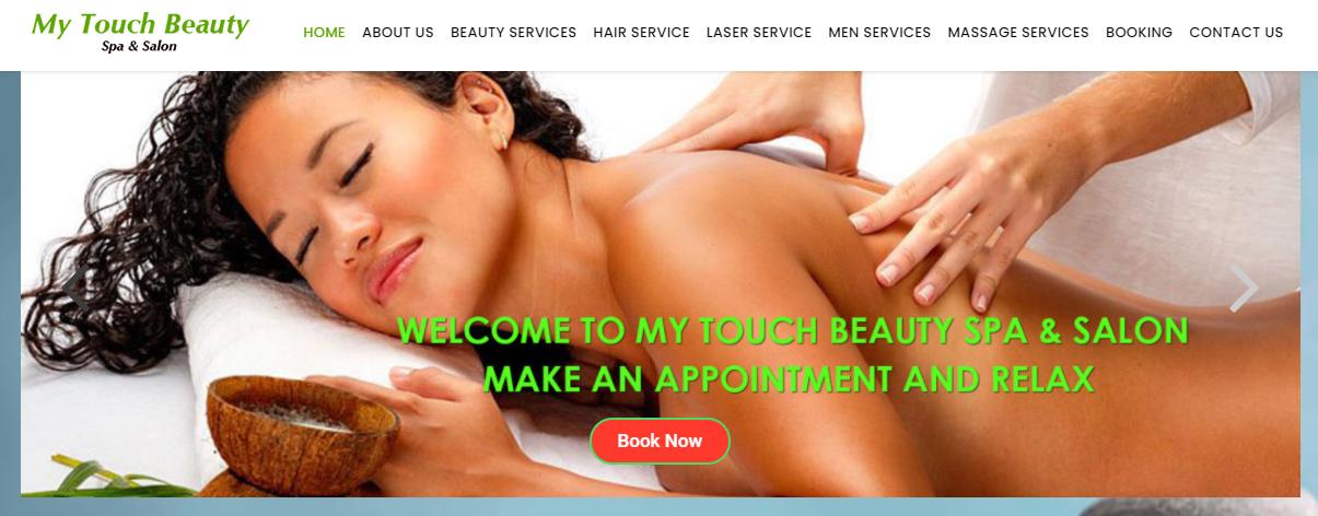 My Touch Beauty Spa & Salon