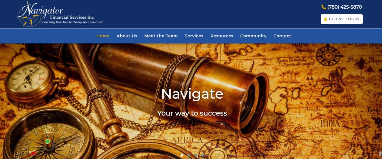 Navigator Financial Services Inc