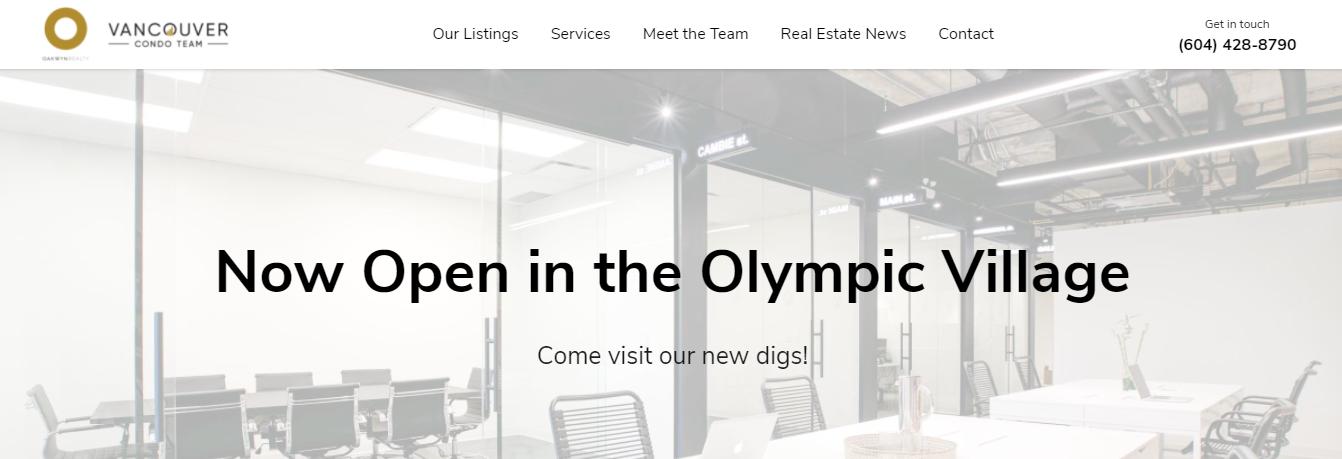 Oakwyn Realty Ltd - Vancouver Condo Team