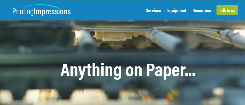 Printing Impressions & Graphics Inc