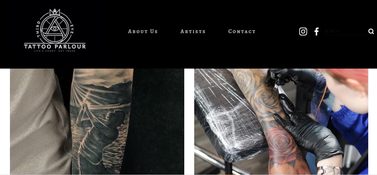 Third Eye Tattoo Parlour