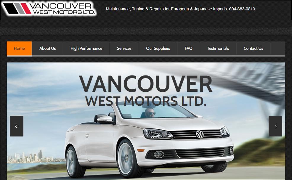 Vancouver West Motors