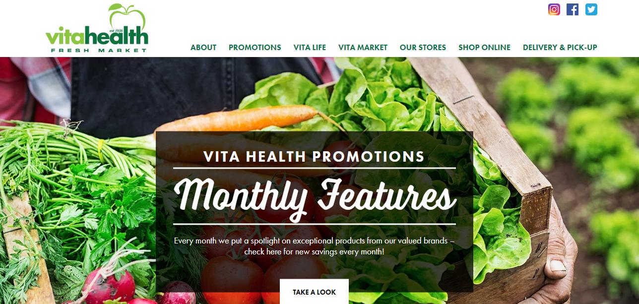 Vita Health Fresh Market
