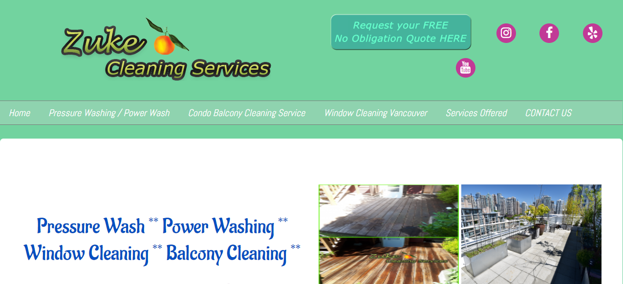 Zuke Cleaning Services
