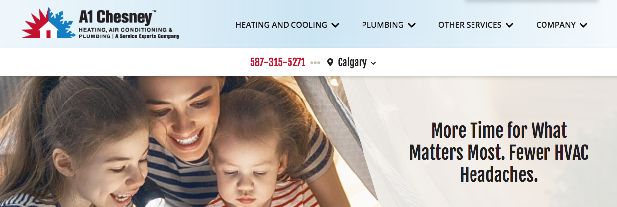 best HVAC services in Calgary