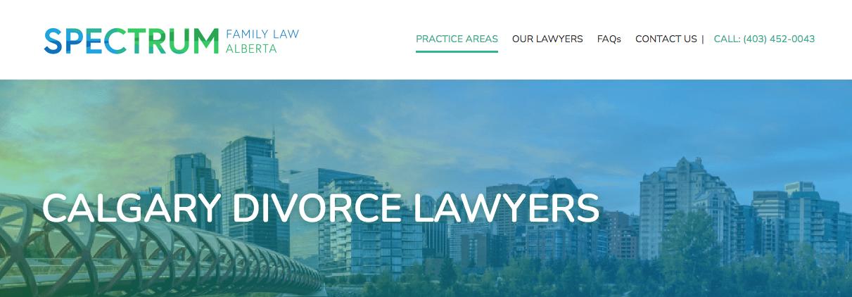 divorce attorneys calgary
