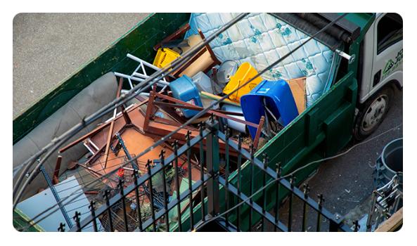 rubbish removal services vancouver