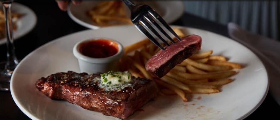 top steakhouses in edmonton