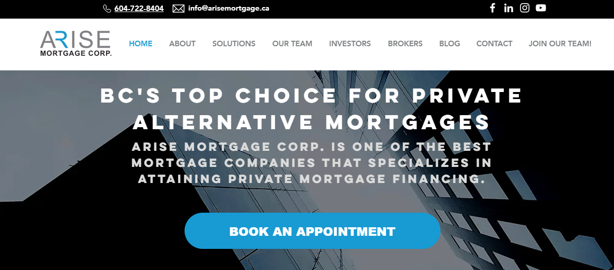 Arise Mortgage