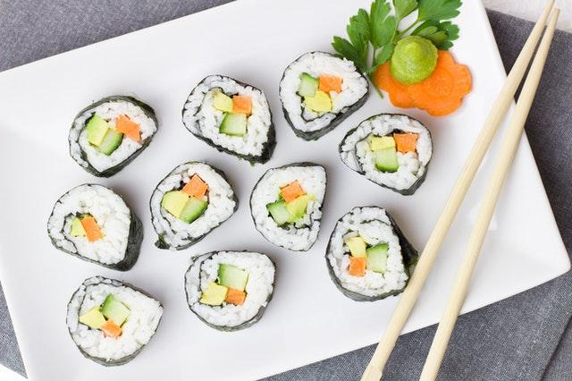 Best Sushi in Edmonton