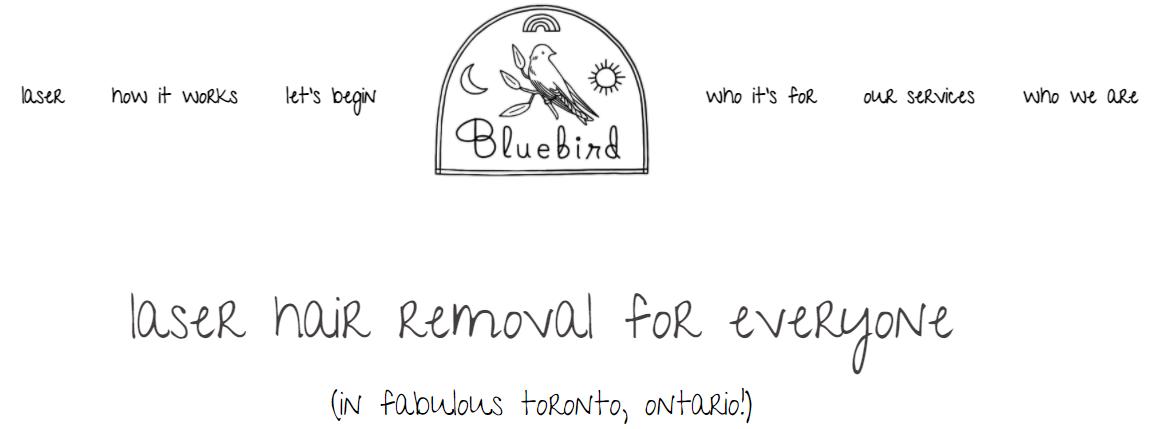 Bluebird Laser Hair Removal
