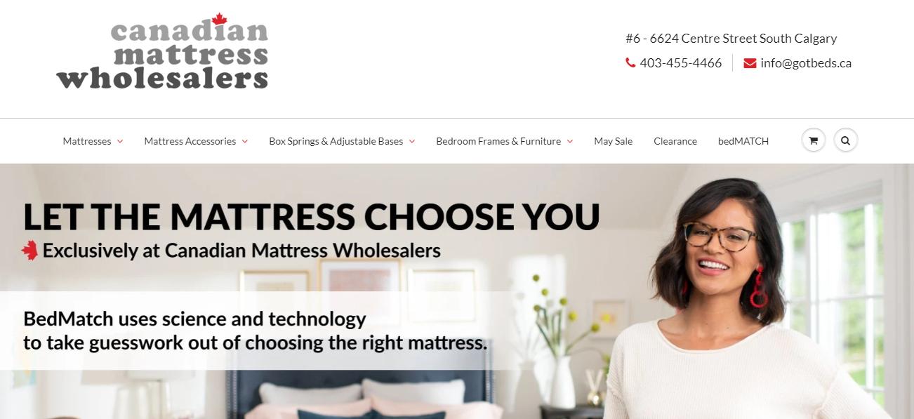 Canadian Mattress Wholesalers