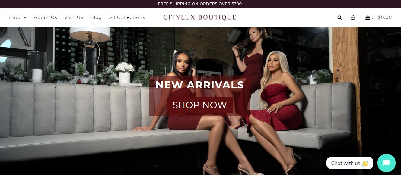 CityLux Boutique