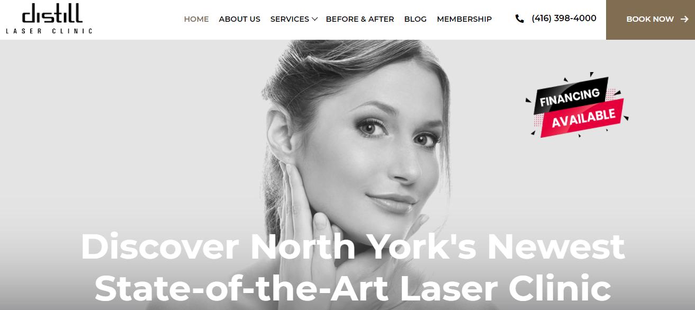 Distill Laser Clinic Toronto