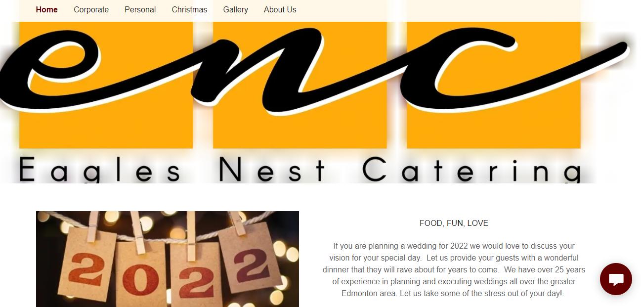 Eagle's Nest Catering Ltd