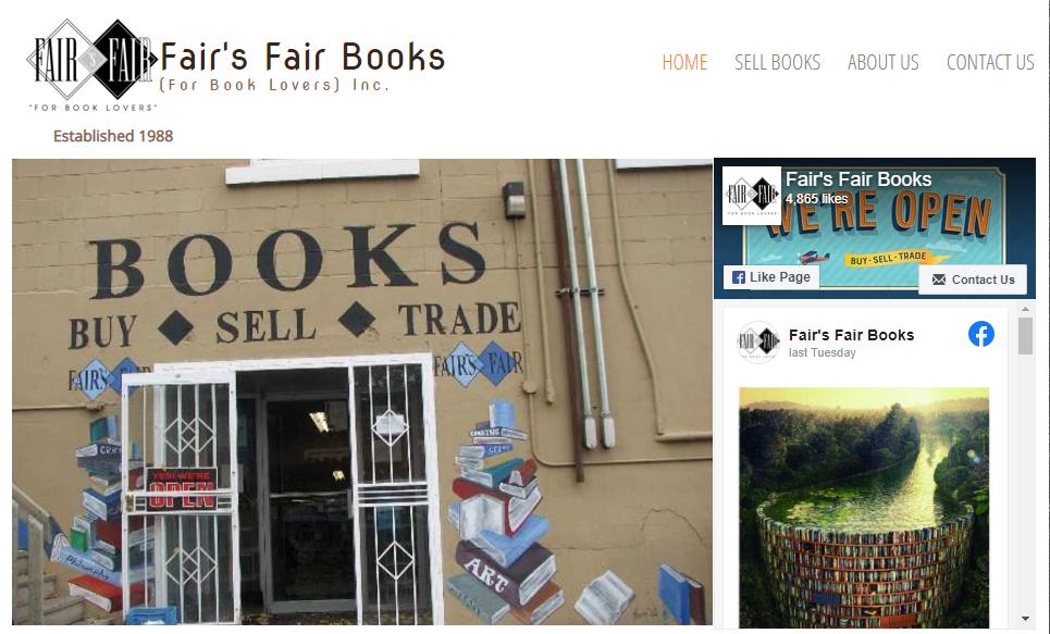 Fair's Fair (For Book Lovers) Inc.