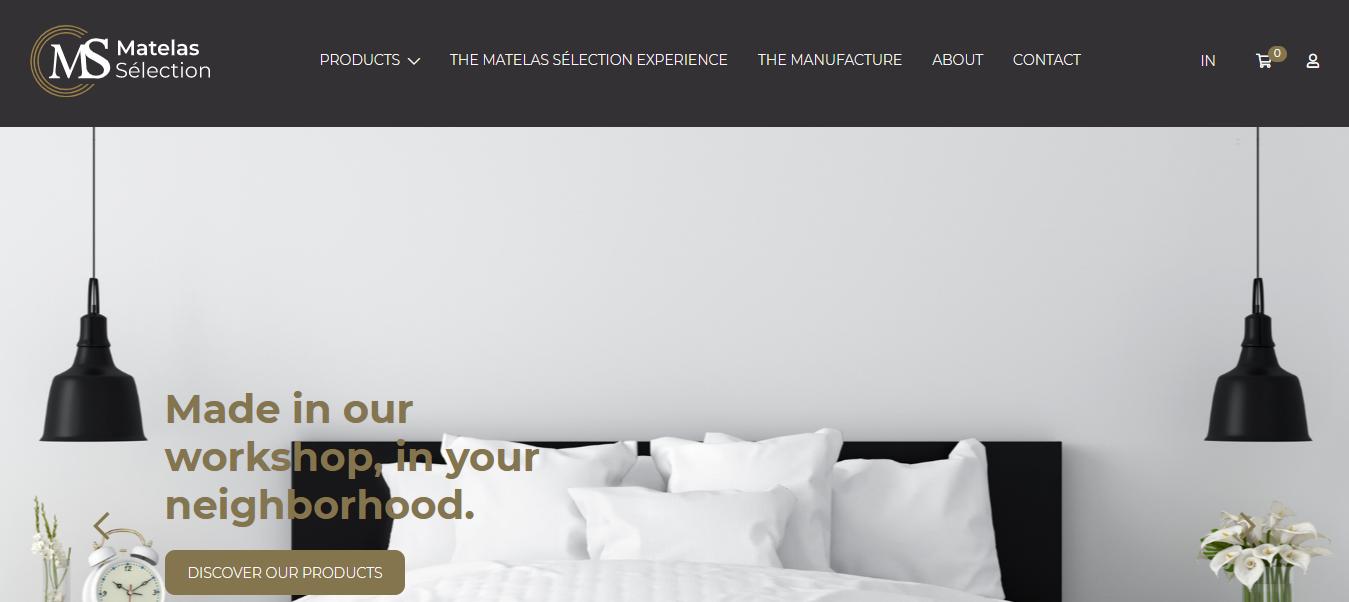 Manufacture de Matelas Selection