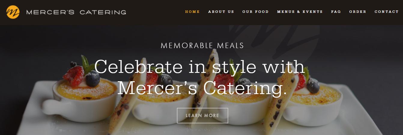 Mercer's Catering