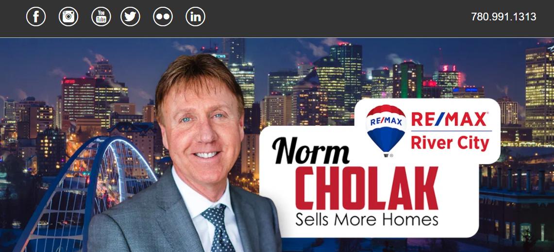 Norm Cholak Edmonton REALTOR