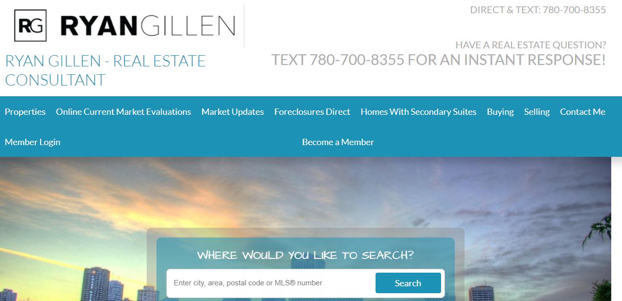 Ryan Gillen - Real Estate Consultant