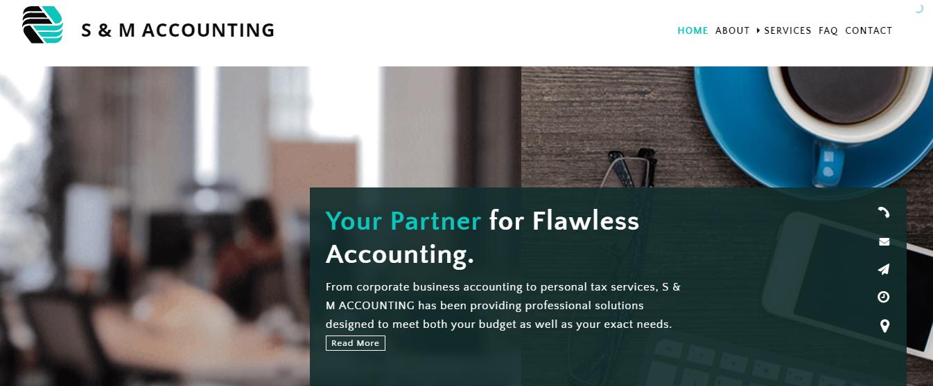 S & M Accounting