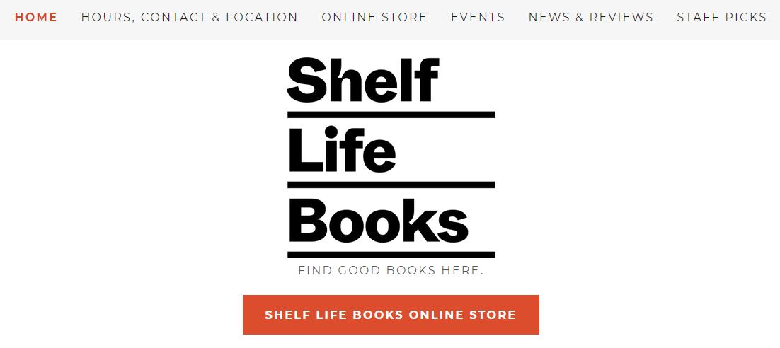 Shelf Life Books
