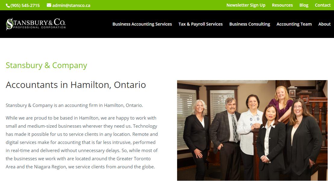 Stansbury & Company