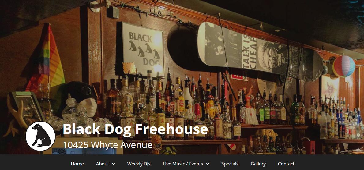The Black Dog Freehouse