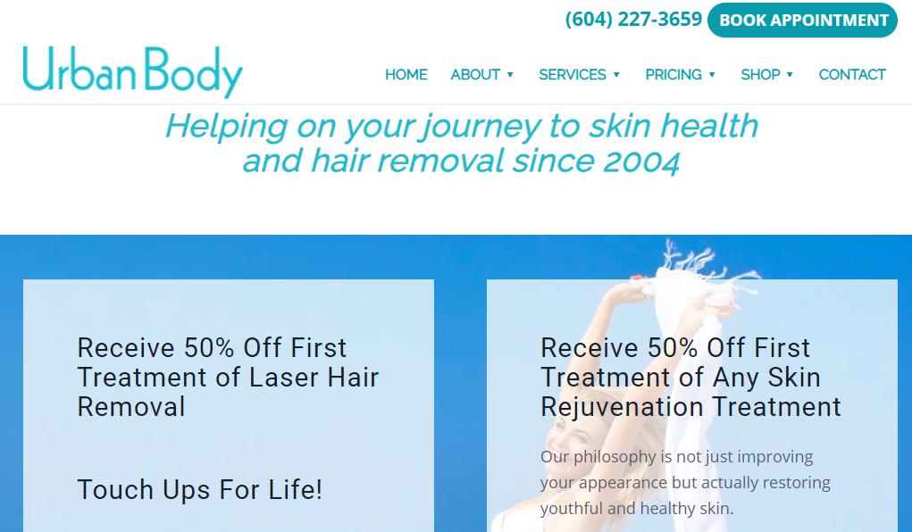 Urban Body Laser Medical Aesthetics Clinic