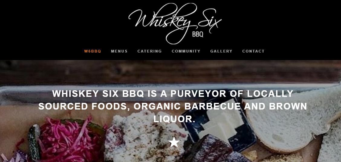 Whiskey Six BBQ