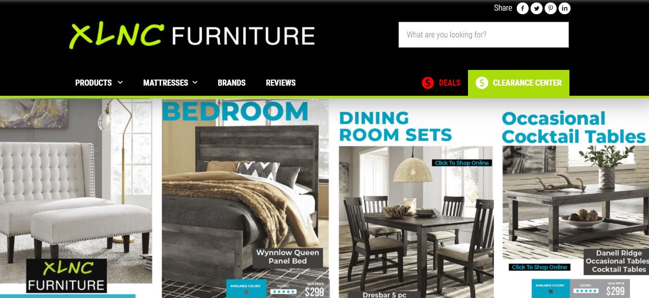XLNC Furniture Store