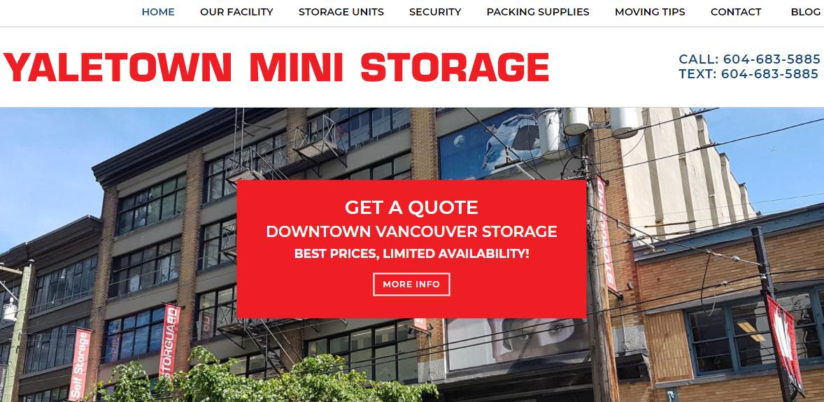 Yaletown Mini Storage